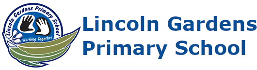 Lincoln Gardens Primary School 50th Anniversary logo